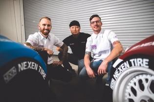 FD News: @NexenTireUSA brings on @chrisforsberg64 & @ryantuerck for the 2018 Season! #FormulaDRIFT #FormulaD #FDXV