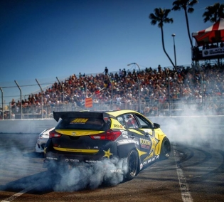 #FDLB is around the corner! #PapadakisRacing @rockstarenergy @toyotaracing @nexentireusa @motegiracing @larry_chen_foto