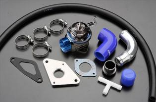 GReddy Subaru Type FV BOV Kits - #GRB 2008-14 STI p/n 11561210 / #GDB 2002-05 WRX/STi p/n 11561207 #Subaru #WRX #STI #BOV #GReddy #blowoffvalve #turbo