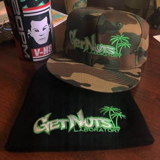 hey guys got some new options in stock! Camo hats are $25 and beanies are $15. will have vh8 stickers up for sale soon! thanks again guys. we still accept purchases through DM on THIS account only, not forrests.
