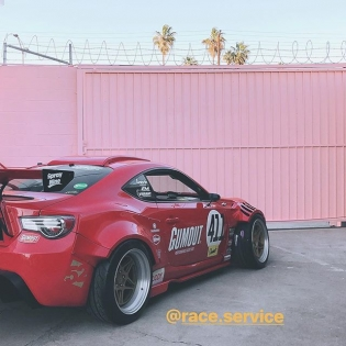 LA 🤘🏼🏎 @race.service #RT411