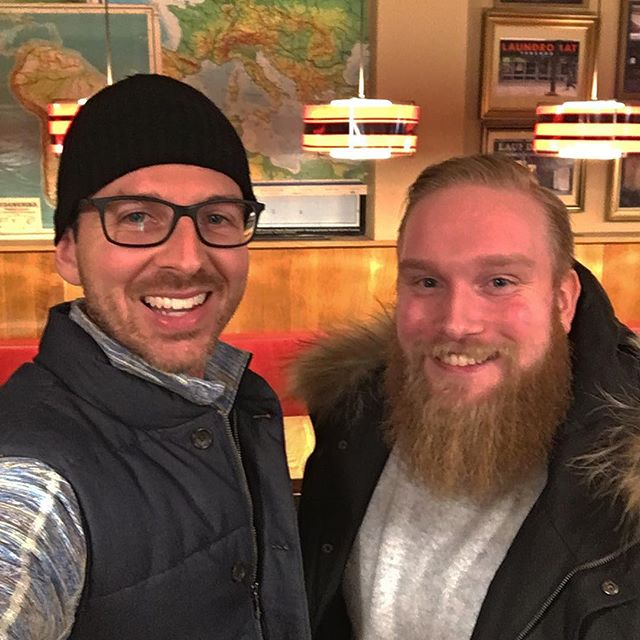 Made a new Viking friend today! Siggi (@siggigunni92) organizes and runs drift events in Iceland. Drifting is everywhere and I love meeting the people that keep it moving forward!