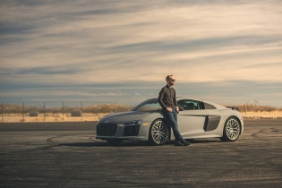My buddy @keiron_berndt snapped a pile of rad photos from my recent day at the track with @playboy and @race.service!