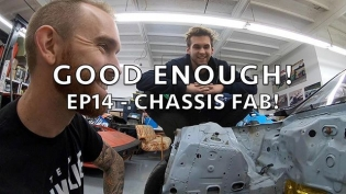 New GOOD ENOUGH! episode is up! In this episode, Dylan and I fill in some holes in the firewall from previous setups and locate my nitrous bottle! Link in profile!