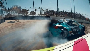 Ride or DAI. On Board with @daiyoshihara & @michaelessa Round 1: Streets of Long Beach - Apr 6-7th! Tag a Friend you are bringing! Tickets on Sale Now: bit.ly/FDLB2018 (link in bio) #FormulaDrift #FormulaD #FDXV #FDLB