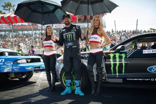 Team @nittotire has you covered! Stay up to date with @Vaughngittinjr​ at our 15 Year Anniversary starting at RD1: Streets of Long Beach on Apr 6-7th. Tickets on Sale Now: bit.ly/FDLB2018 (link in bio) #FormulaDrift #FormulaD #FDXV #FDLB