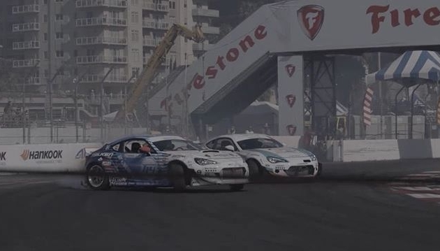 Team Work makes the Dream Work. Catch @falkentire Teammates @daiyoshihara & @kengushi in action this 2018 Season! RD1: Streets of Long Beach Apr 6-7th. Tickets on Sale Now: bit.ly/FDLB2018 #FormulaDrift #FormulaD #FDXV #FDLB
