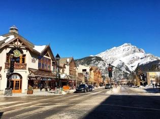 #Banff #Alberta #