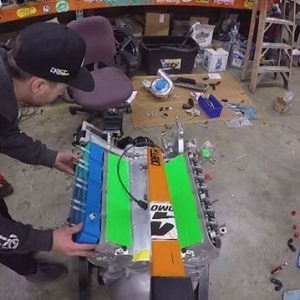 Episode 16 shows us putting in the new bullet from @cbm_motorsports and thrashing to get this thing done! Link in bio