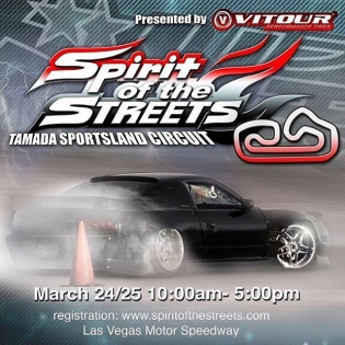 gonna be the raddest event to hit vegas in a long time. make sure to come out to Tamada Sportsland Circuit, March 24th AND 25th at Las Vegas Motor Speedway! 🏎 #sotstsc #getnutslab #forrestwang #forrestwang808 #s15 #nissan #schassis #vegasdrift #drift #drifting #vapetasia #superdoof #achilles #achillesus #achillestire #lasvegascarwraps #jdmpsportnation #2fperformance #wisefab #bcl #bigcountrylabs #universalmachine #superdoof #doofordie #haltech #haltechecu #haltechus