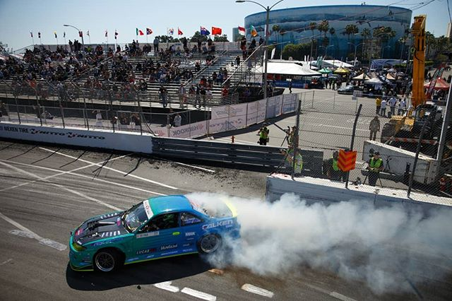 How about a field trip to the aquarium?  @FalkenTire's @MattField777 can be your guide at RD1: Streets of Long Beach on Apr 6-7th. Tickets on sale now: bit.ly/FDLB2018 (link in bio)