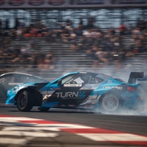 Name your favorite turn at The Streets of Long Beach! Watch @falkentire's @daiyoshihara tear it up at the Season Opener on Apr 6-7. Tickets Here: bit.ly/FDLB2018 (link in bio) #FormulaDRIFT #FormulaD #FDXV #FDLB