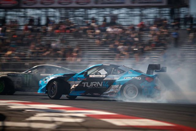 Name your favorite turn at The Streets of Long Beach!  Watch @falkentire's @daiyoshihara tear it up at the Season Opener on Apr 6-7. Tickets Here: bit.ly/FDLB2018 (link in bio)
