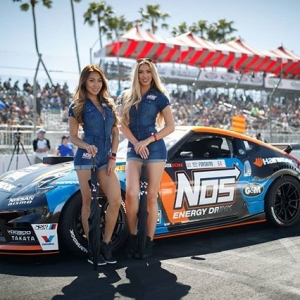 Street dreams are made of these. LIKE if you're excited to see @nosenergydrink's @chrisforsberg64 and his Nissan 370Z!! Be at the opening ceremony of RD1: Streets of Long Beach on Apr 6-7th. Tickets on sale now: bit.ly/FDLB2018 (link in bio) #FormulaDrift #FormulaD #FDXV #FDLB