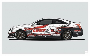 Taylor Hull Racing   Achilles Tires USA reveals all new competition car & livery. Who else is excited to see it in action? RD1: Streets of Long Beach on Apr 6-7th. Tickets on sale now: bit.ly/FDLB2018 (link in bio) #FormulaDrift #FormulaD #FDXV #FDLB