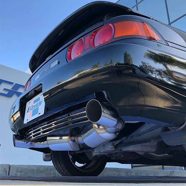 Thank you Instagram fans for helping us locate a test vehicle to confirm specs for the new updated exhaust.  More details and the production models coming soon... We are still looking to do R&D testing on the new 2018 Accord Sport.  Please send us your contact info to sales@greddy.com, if you have one in the local So.Cal area!