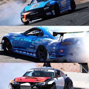 The only test day to look forward to! Check out @superstreet's coverage of @NexenTireUSA's @ChrisForsberg64 and @RadDanDrift, and @FalkenTire's @DaiYoshihara: http://bit.ly/2E83CIc #FormulaDRIFT #FormulaD #FDXV