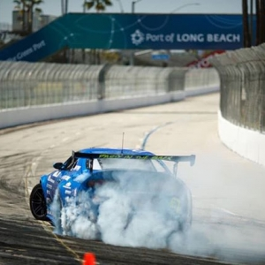 Where the party at!? Get wild with @nexentireusa's @raddandrift at RD1: The Streets of Long Beach on Apr 6-7. Tickets Here: bit.ly/FDLB2018 (link in bio) #FormulaDRIFT #FormulaD #FDXV #FDLB
