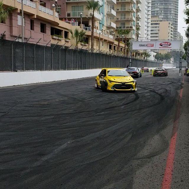 @fredricaasbo at Formula Drift Long Beach 2018
