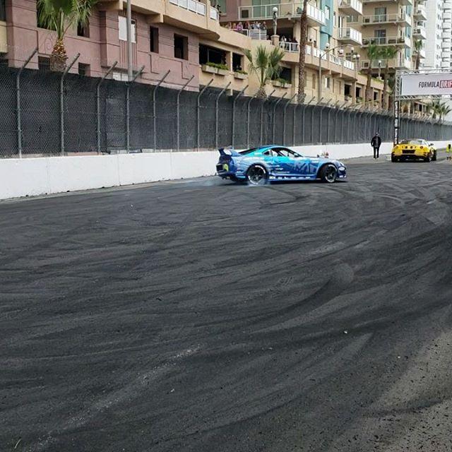 @raddandrift at 2018 Formula Drift Long Beach