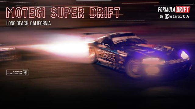 Catch @motegiracing  Super Drift Challenge  LIVE this weekend Streaming on our website!  7 PM PST both Friday & Saturday.