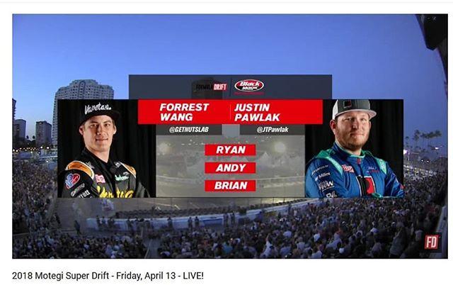 (LIVE VIDEO) Motegi Super Drift Challenge @ Long Beach (LINK IN BIO) http://www.drifting.com/forums/showthread.php?p=362238 @formulad @ryanjsage @jaroddeanda