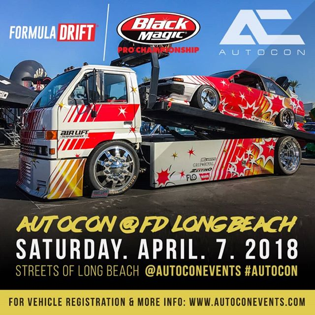Long Beach's hottest cars off the track will be at @autoconevents this Saturday!  Watch RD1: The Streets of Long Beach Livestream (link in bio)