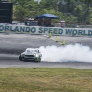 More like Orlando Slide World @NittoTire's @VaughnGittinJr is headed to RD2: Scorched in Orlando, FL on April 27-28. We'll see you there! Tickets link in our bio. #FormulaDRIFT #FormulaD #FDXV #FDORL