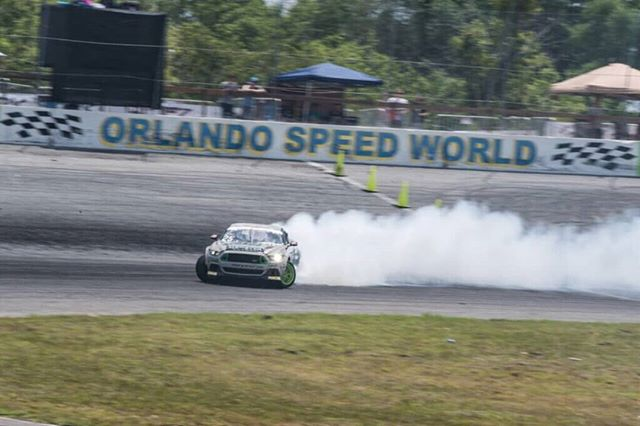 More like Orlando Slide World  @NittoTire's @VaughnGittinJr is headed to RD2: Scorched in Orlando, FL on April 27-28. We'll see you there! Tickets link in our bio.