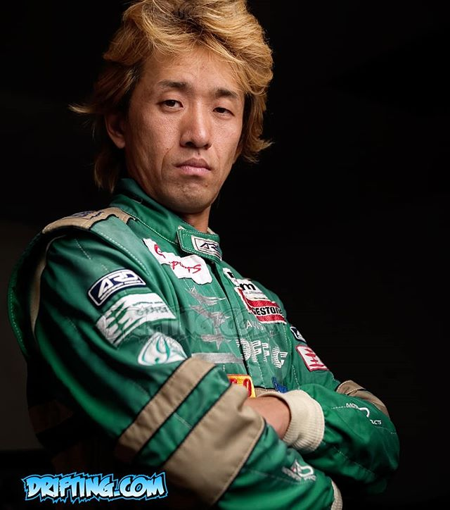 Yasuyuki Kazama - Photo by Alex - 2003 Photo at Autolink #d1grandprix  #D1グランプリ