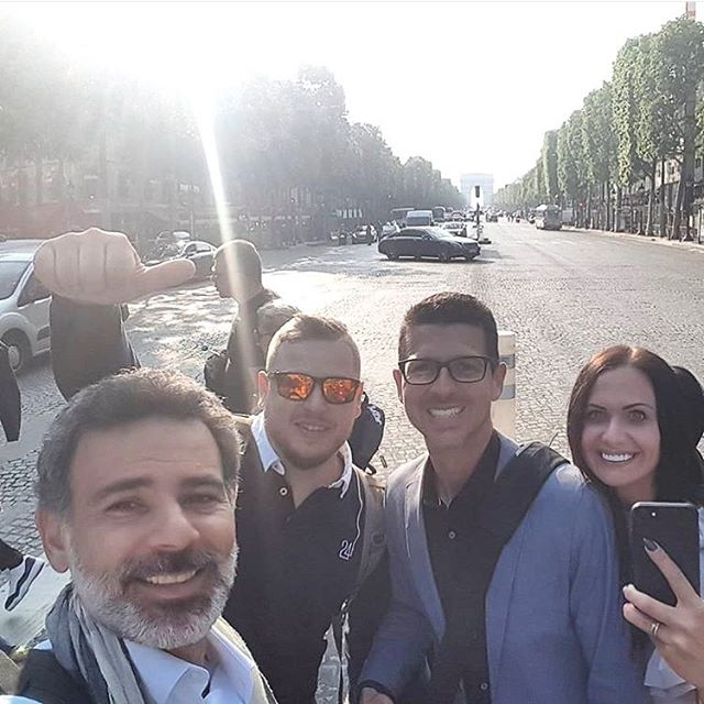 A Lebanese, a Czech, a Canadian and a Latvian walk into the FIA in Paris. Along with representatives from Russia, France, Poland, Ireland, Japan and the Netherlands, we discussed what the judging parameters should look like for the @fia_drifting_cup going forward. 📸: @40_minus_20