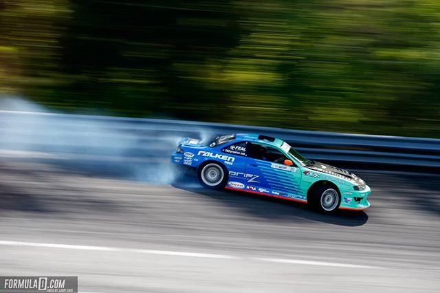 LIKE if you think @falkentire's @odidrift will take the podium again at @advanceautoparts RD4: The Gauntlet presented by @blackmagicshine in Wall, NJ on June 1-2. Tickets link in our bio.