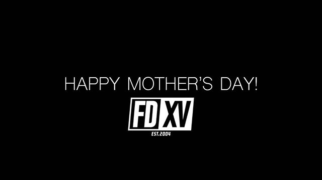 Sending ️ to all the Mothers out there! Happy Mother's Day from the Formula DRIFT family!