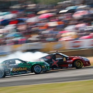 So many epic battles yesterday and a fair share of OMTs. Which one was your favorite? #fdatl #formuladrift 📸 @larry_chen_foto