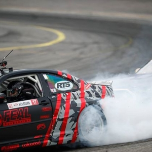 @alexheilbrunn livin' his best life! Catch him at @nittotire's Auto Enthusiast Day on June 30 from 12-7pm and at @AutoZone RD5: Throwdown presented by @OfficialRainX in Monroe, WA on July 20-21. Ticket: Link in bio. #FormulaDRIFT #FormulaD #FDXV #FDSEA #autoenthusiastday