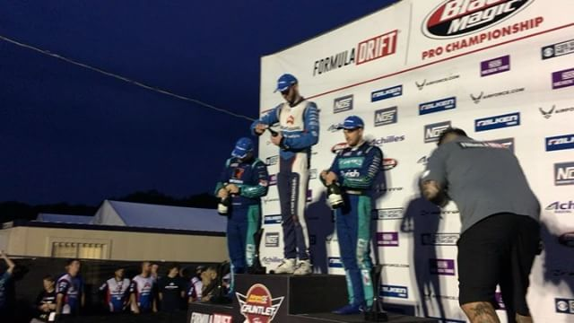 Congrats to @jamesdeane130 in 1st, @mattfield777 in 2nd and @justinpawlak13 in 3rd at @Formulad Round 4!