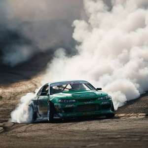 LIKE if you are excited to see @forrestwang808 | @vapetasia | @achillestire put up more Vape Clouds. Watch #FD100 @advanceautoparts RD4: The Gauntlet presented by @blackmagicshine at Wall, NJ. 9:45AM PST/ 12:45PM EST: (Link in Bio) #FormulaDRIFT #FormulaD #FDXV #FDNJ
