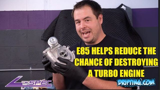 E85 Helps Reduce the Chance of Destroying a Turbo Engine (Part 3 of 9) Full Video on YouTube (Link in Profile)