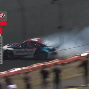 Now THIS is how you earn the top spot at #FDSEA! Tune in tomorrow to see if @piotrwiecek can take home the title