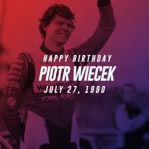 One year older for @piotrwiecek! Let's wish him a Happy Birthday before @AdvanceAutoParts RD6: Crossroads presented by @OfficialRainX in Madison, IL. on Aug 10-11. Tickets: Link in bio #FormulaDRIFT #FormulaD #FDXV #FDSTL