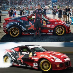 Tune into @maximumdriftcast today as they host @JeffJonesracing on the show. Tune in aprox 7:00 PT on facebook, youtube and twitch! #MaximumDriftcast #JeffJones #driftcast #FormulaDRIFT #FormulaD #FDXV #FDSEA