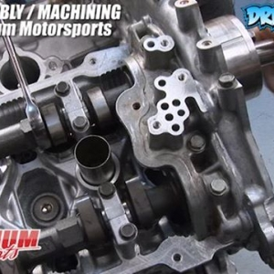 350Z Engine Rebuild VQ35DE - Engine Machining / Assembly by @millennium_motorsports  Video by @Driftingcom Project by @nikomarkovich