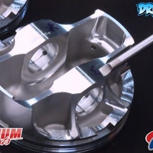 JE Asymmetrical Pistons Explained - Engine Machining / Assembly by @millennium_motorsports Pistons by @jepistons Filming by @driftingcom