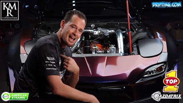 Kyle Mohan's RX7 - Video Features Coming Soon@kylemohanracingVideo by@driftingcom