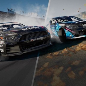 Pre-Order the digital version of Forza Horizon 4 to get the Formula Drift Pack in Forza Horizon 4 and Forza Motorsport 7 for Free! @forzamotorsportofficial #FormulaDRIFT #FormulaD #FDXV #forzamotorsport7