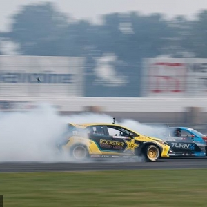 Riders On The Storm @fredricaasbo | @nexentireusa vs. @daiyoshihara | @falkentire COMMENT your favorite moments from @AdvanceAutoParts RD6: Crossroads presented by @OfficialRainX in Madison, IL. #FormulaDRIFT #FormulaD #FDXV #FDSTL