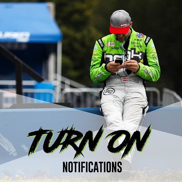 Stay in the know!  Don't forget to turn on post notifications for @advanceautoparts RD6: Crossroads presented by @officialrainx in Madison, IL. on Aug 10-11. Tickets: (link in bio)