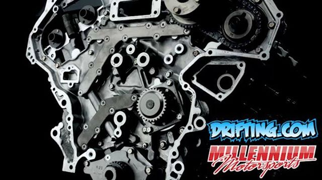 350Z Engine Hardware Clean and Inspect - 350Z Engine Rebuild - Engine Machining / Assembly by @millennium_motorsportsVideo by @Driftingcom Project by@nikomarkovich