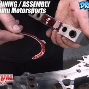 360 Degree Thrust Bearing - 350Z Engine Rebuild - Engine Machining / Assembly by @millennium_motorsports Video by @Driftingcom Project by @nikomarkovich