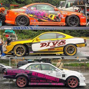 @formuladjapan tri-panel. #fdjapan #formuladrift #formulad #drifting #s15 #jzx100